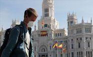 ثبت بالاترین آمار قربانیان کرونا طی یک روز در اسپانیا