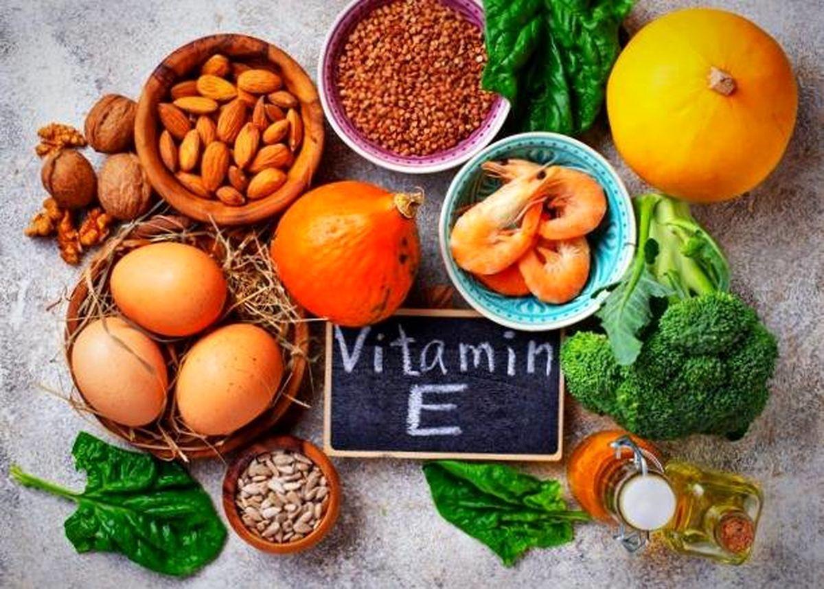 این خوراکی ها منبع ویتامین E هستند