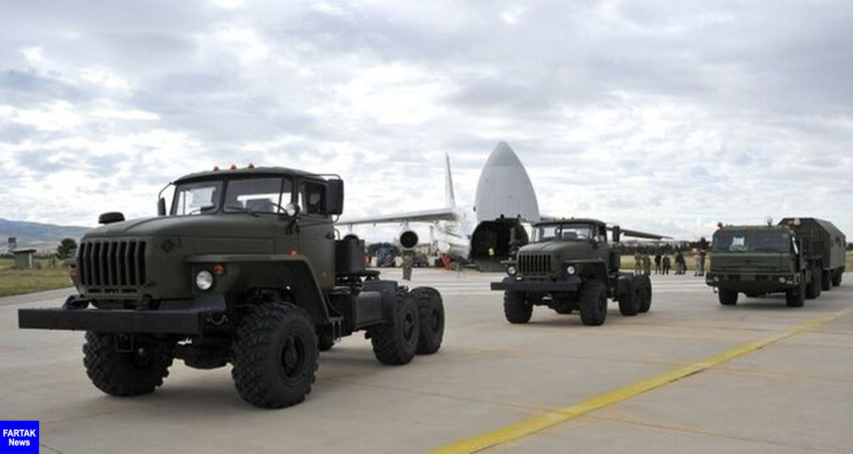 ترکیه: اس۴۰۰ ظرفیت دفاعی ناتو را افزایش میدهد