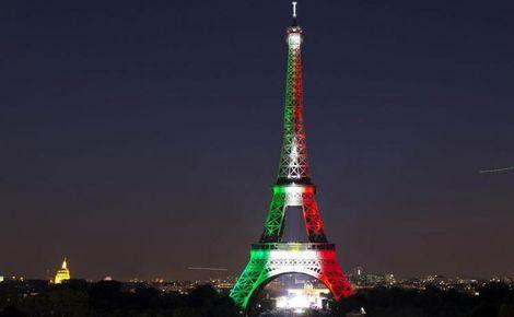 ساختمان برج ایفل فرانسه | نمادی از عشق و آهن در پایتخت فرانسه
