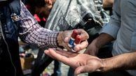 کشف 700میلیون ریال مواد محترقه در جوانرود