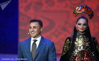 تصاویر سانسور شده از مراسم قرعه کشی جام جهانی روسیه را ببینید