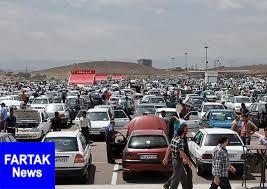 قیمت خودرو امروز ۱۳۹۸/۰۴/۲۲| مشتری در بازار خودرو نیست