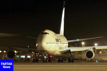 از  فرودگاه امام (ره)؛ ۱۱۰۰ رأس دام زنده وارد کشور شد