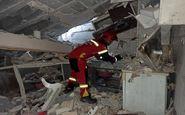 انفجار گاز در کرج سبب مصدومیت ۲ نفر شد