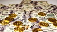 دلار سقوط کرد، طلا ارزان شد
