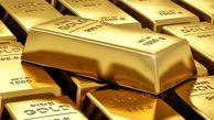 قیمت طلا در بازار جهانی یک درصدافزایش یافت / هر اونس 1592 دلار