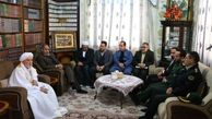 دیدار رئیس کل دادگستری استان کرمانشاه با مردم شهرستان روانسر