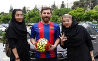 مسی ایرانی به شایعه تجاوزش به ۲۳ دختر واکنش نشان داد !