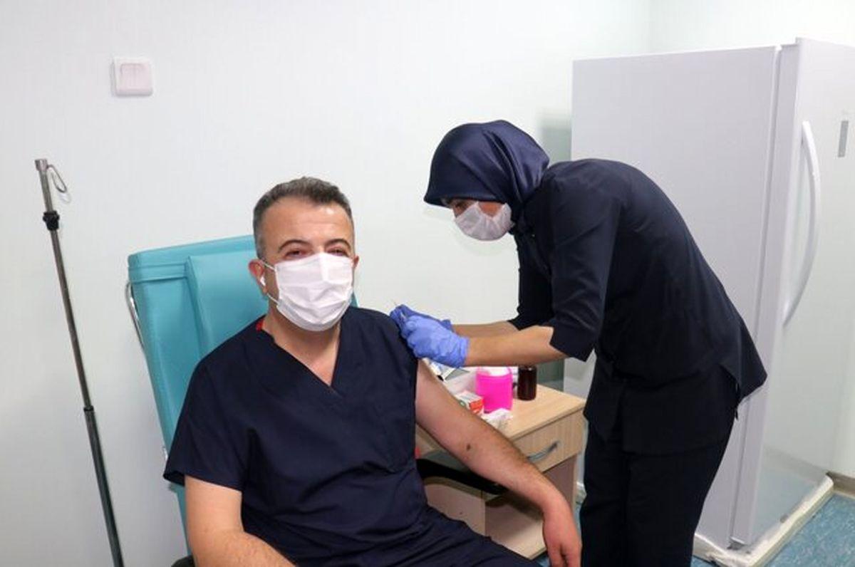 توزیع رایگان واکسن چینی کرونا
