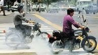 افزایش موتورسیکلتهای برقی در شهر تهران