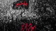 استان بوشهر یکپارچه سیاه پوش شد