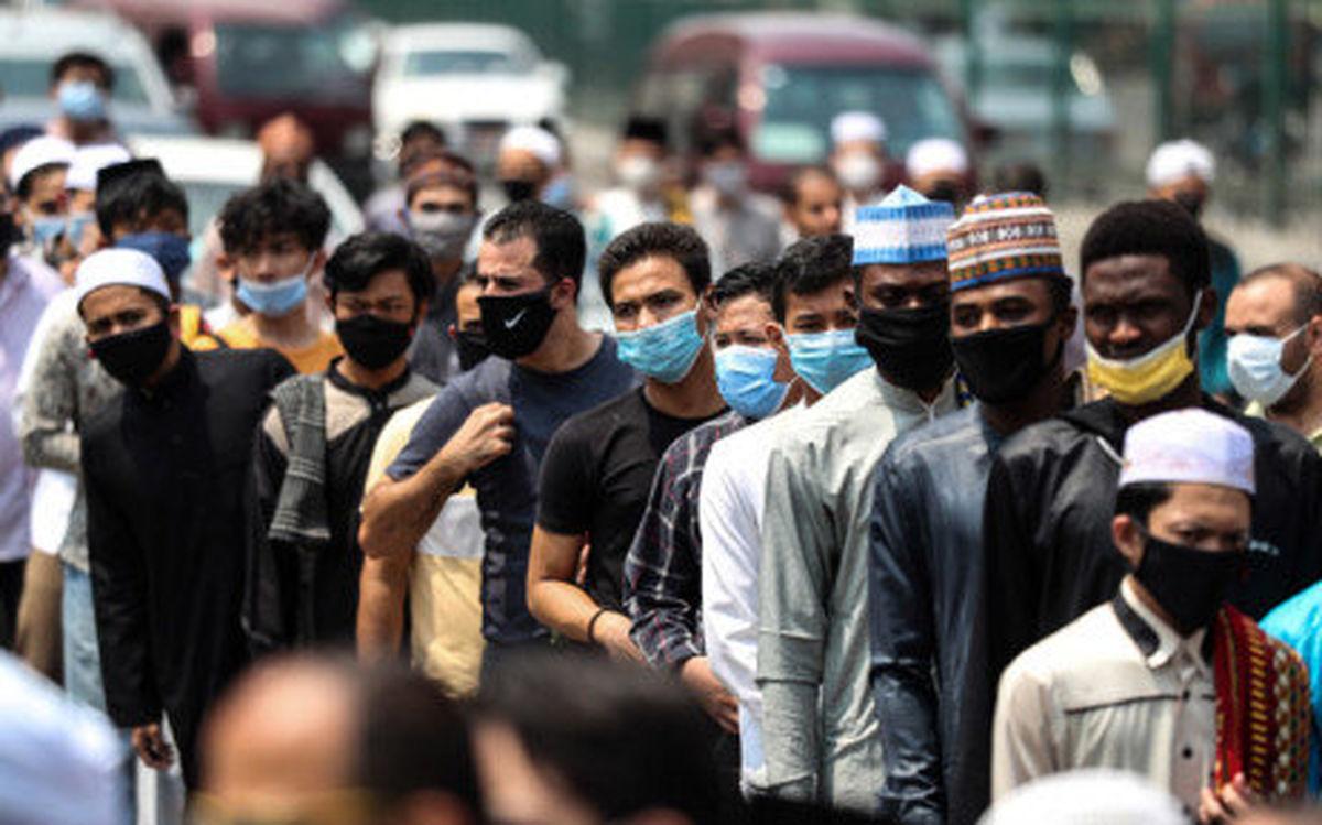 یکشنبه 13 مهر| تازه ترین آمارها از همه گیری ویروس کرونا در جهان