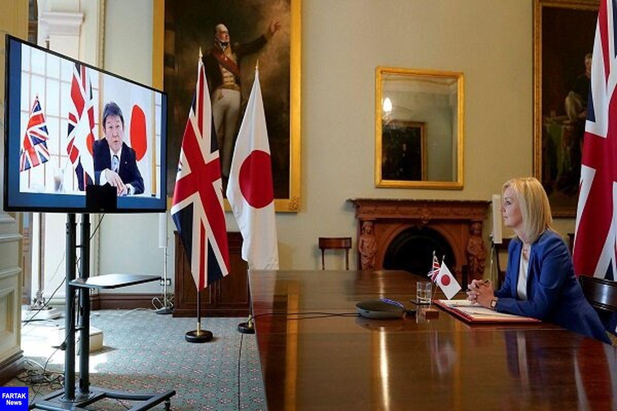 اولین پیمان تجاری در دوره پسا برگزیت؛ بریتانیا با ژاپن به توافق رسید