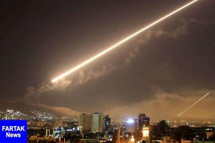 پدافندهایی هوایی سوریه برای رهگیری «موشکهای متخاصم» فعال شدند