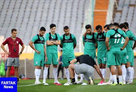 زمان آغاز اردوی تیم ملی فوتبال ایران اعلام شد