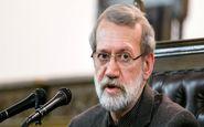 نامه رئیس مجلس چین به لاریجانی/ تاکید بر مبارزه مشترک ایران و چین با کرونا