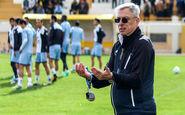 نارضایتی شدید کرانچار از شرایط اردوی تیم ملی امید