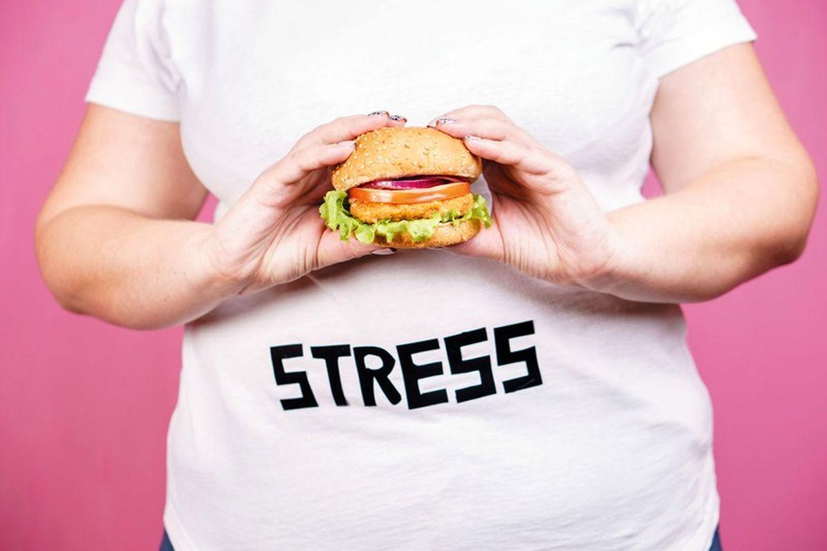 اختلالات روانی باعث چاقی می شود