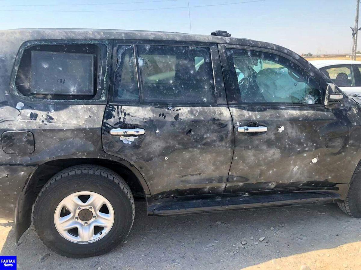 انفجار در مسیر کاروان سازمان ملل  در روستای «شاخولی»  دو زخمی برجا گذاشت