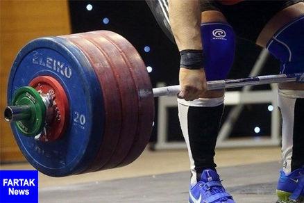 در رقابتهای قهرمانی بزرگسالان کشور طلای دسته ۶۱ کیلوگرم به وزنه بردار استان بوشهر رسید
