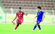 دردسر عجیب برای بازیکن عمان در آستانه بازی با ایران