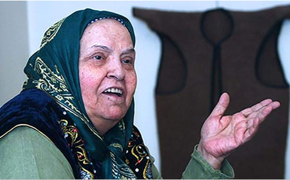 برای مادر لالایی ایران دعا کنید!