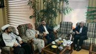 دیدار مسئول سازمان بسیج رسانه با رییس دانشگاه آزاد اسلامی واحد کرمانشاه