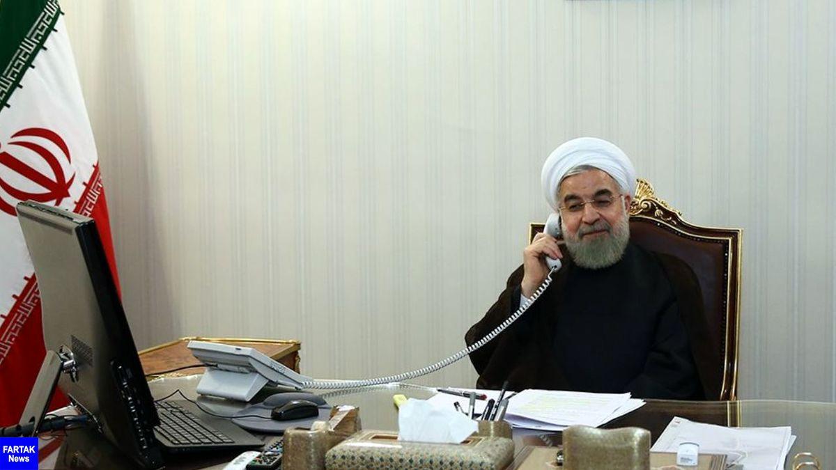 روحانی در گفتوگوی تلفنی با الکاظمی، عید قربان را تبریک گفت
