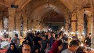 بازار زنجان پس از یک ماه تعطیلی، بازگشایی شد