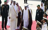 دعوتنامه رسمی ملک سلمان برای امیر قطر جهت حضور در ۲ اجلاس مکه