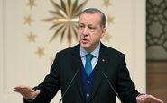 اردوغان: هدف آمریکا در سوریه مقابله با ایران و ترکیه است