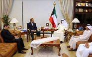 پیگیری ارسال کمک ۱۰ میلیون دلاری کویت به ایران