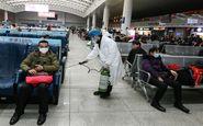 کرونا یک شهر چین را قرنطینه کرد