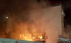 مصدومیت ۳۷ نفر در انفجار هایپرمارکت شیراز