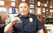 پیام تند رئیس پلیس هیوستون خطاب به ترامپ + فیلم