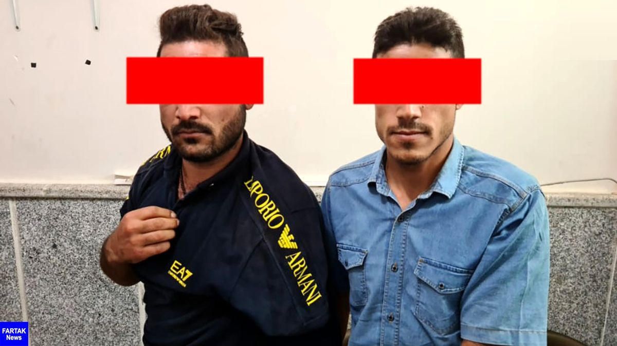 بازداشت 2 شیطان درشادگان / زنان از خشونت آن ها گفتند