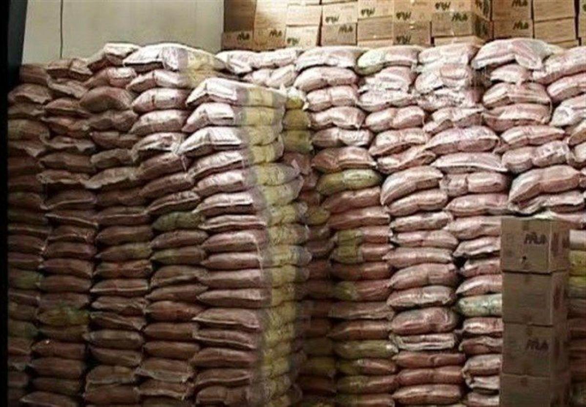 """کشف بیش از 24 تن برنج قاچاق در """"هرسین"""""""