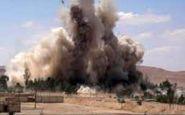 حمله جنگنده های ائتلاف بین المللی به حومه دیر الزور 15 کشته برجا گذاشت
