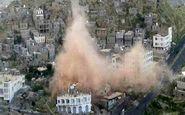حمله توپخانهای ائتلاف سعودی به الحدیده