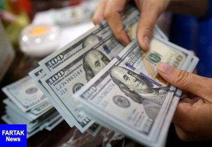 عدم رشد قابل توجه دلار