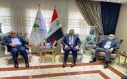 رایزنی سفیر ایران با وزیر بهداشت عراق