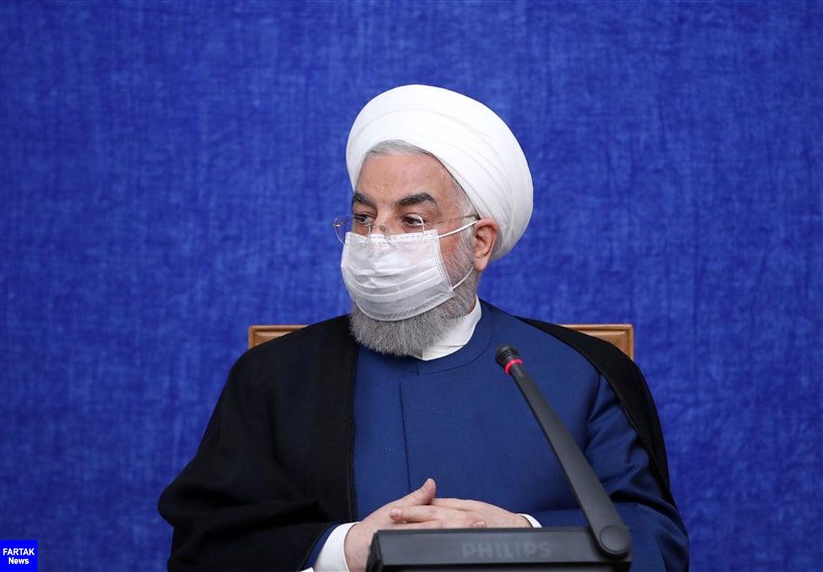 روحانی: تولید رمزارز تا پایان شهریور ماه اکیداً ممنوع است