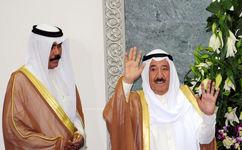 حال امیر کویت خوب است