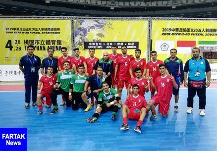 اسامی بازیکنان دعوت شده به اردوی تیم ملی فوتسال زیر 20 سال