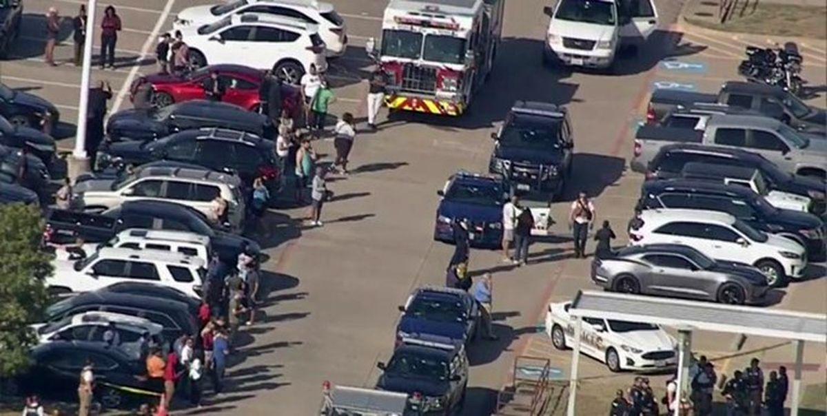 تیراندازی در مدرسهای در تگزاس