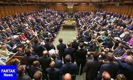 تعطیلی ۴ هفتهای پارلمان انگلیس