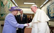 هدیه پاپ به ملکه الیزابت به جای نفتکش توقیفی!