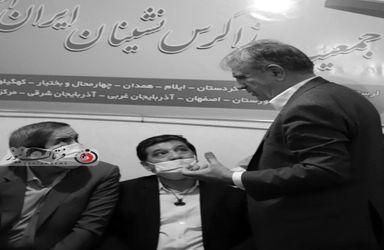 جمعیت زاگرس نشینان تهران- انتخابات- علی جلیلوند