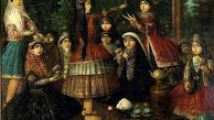 «تیپارتی» زنان در عصر قاجار/ ببینید
